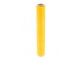 Стрейч цветной желтый