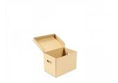 Картонная архивная коробка А4