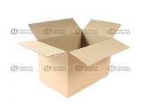 Большая картонная коробка №4