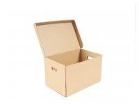 Картонная архивная коробка А3
