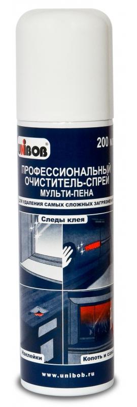 Очиститель-спрей мульти-пена 200мл