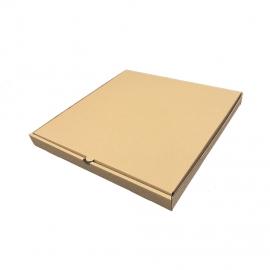 Бурая коробка для пиццы N3