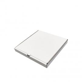 Белая коробка для пиццы N2б