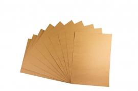 Бумага крафт в листах А4 пачка