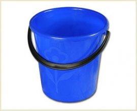 Ведро 8 литров (пищевое, хозяйственное)