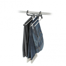Вешалка для брюк раздвижная