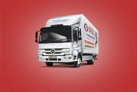 Mercedes Atego <br /> (36m3)