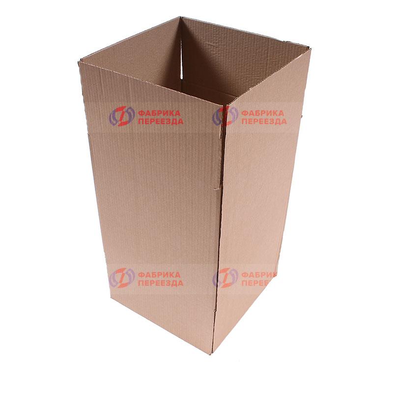 Разобранная коробка с клапанами