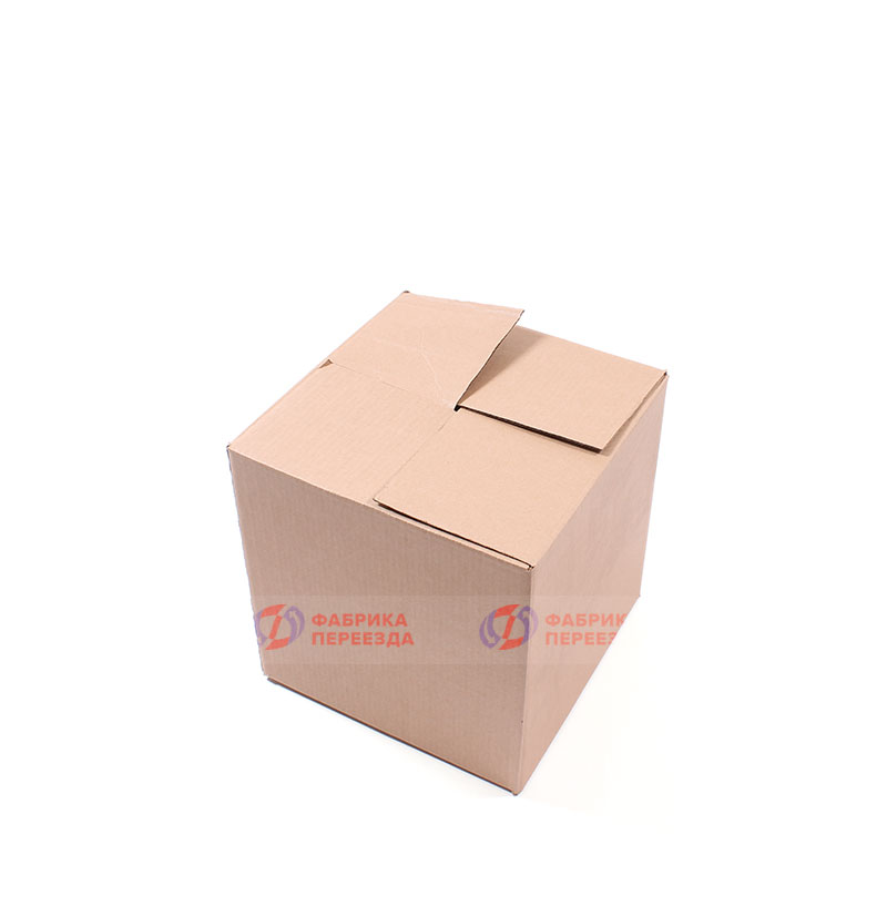 Клапана коробки можно прижать один другим