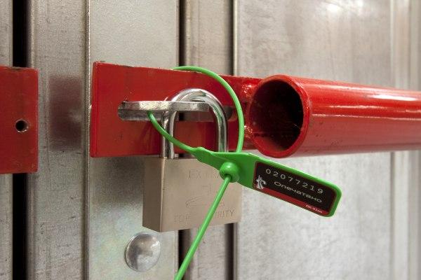 Система безопасности при ответственном хранении