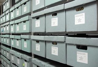 хранение архивов